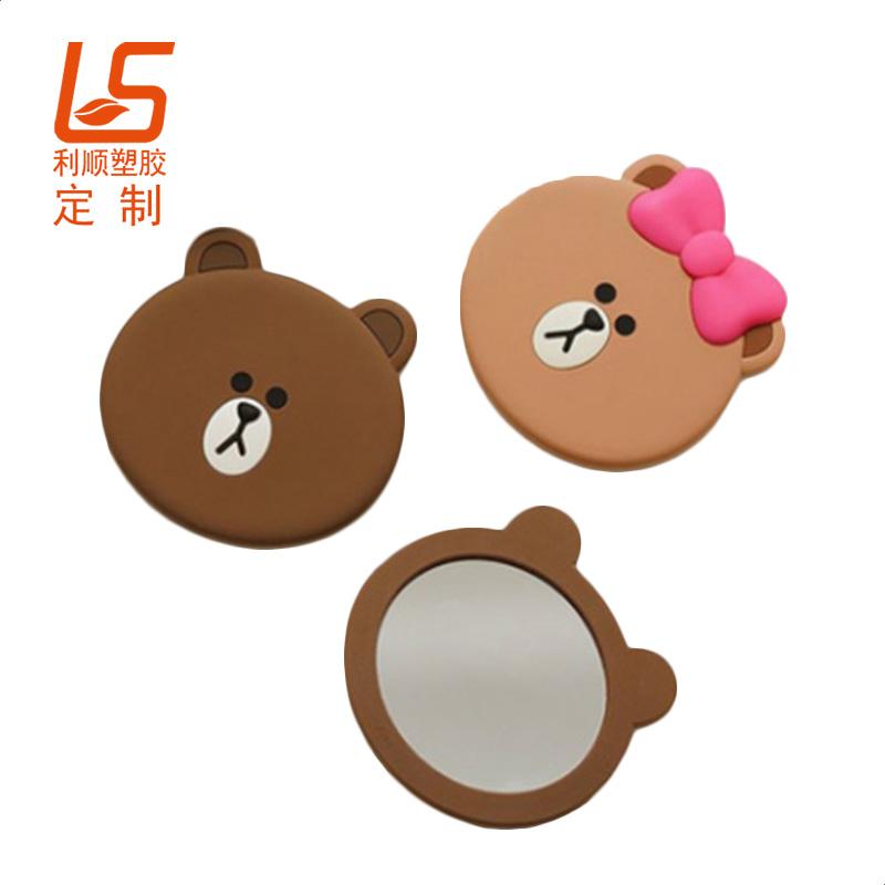 硅胶补妆镜_便携化妆镜化妆镜 (5)
